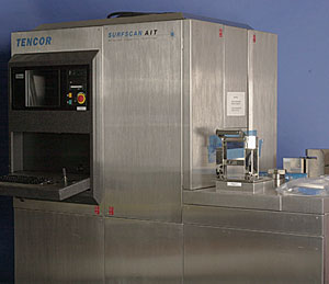 Wafer scanning instrument, created by Tencor